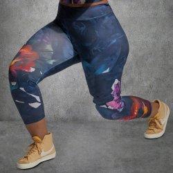 Floral Sport Printed Leggings