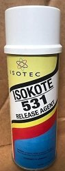 Isotec International, Inc. Isokote 531 Non-silicone Release Agent