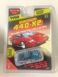 TYCO Ho Scale 440X2 Nissan 3 Slot Car