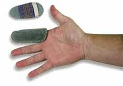 Jsp Leather Finger Cot Pack Of 5