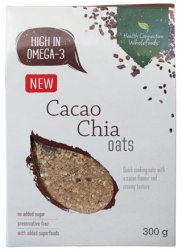 Health Connection Cacao Chia Oats