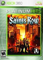 THQ Saints Row Platinum Hits