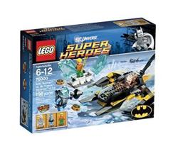 LEGO Super Heroes Arctic Batman Vs Mr Freeze 76000