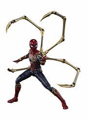 Tamashii Nations S.h. Figuarts Iron Spider -final Battle Ver.- Avengers: Endgame Multicolor