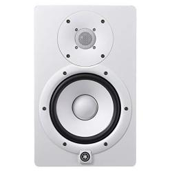 """Yamaha HS7W High-performance 2-WAY Bass-reflex Bi-amplified Nearfield Studio Monitor HS7W With 6.5"""" Cone Woofer And 1"""" Dome Twee"""
