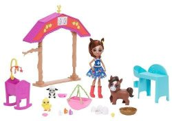 Enchantimals - Barnyard Nursery Playset