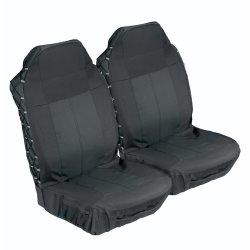 Stingray Explorer Front Seat Cover Black 2PC Black