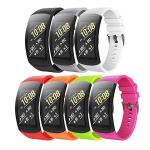 Ancool Compatible Samsung Gear FIT2 Pro Watch Bands gear FIT2 Bands Replacement Silicone Smartwatch Bands For Samsung Gear FIT2
