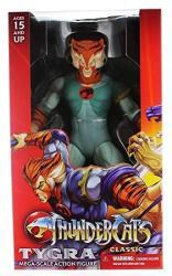 Thundercats 48030 14-INCH Mega Scale Tygra Figure
