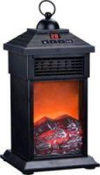 Milex - Fireplace Ambience Heater