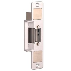 Electric Strike Zoter Door Lock Dc 12V Nc Mode Fail Safe For Wooden Metal Pvc Door