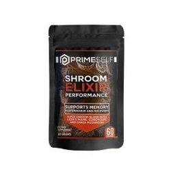 Prime Self - Shroom Elixir Performance 60G 60 Servings