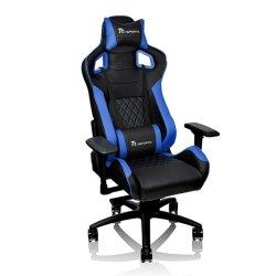 Thermaltake Tt Gaming Chair Gt Fit 100 Blk & Blu
