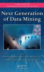 Next Generation Of Data Mining Hardcover New