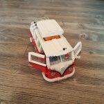 Lego Creator Expert Volkswagen T1 Camper Van - Built-up Model 10220