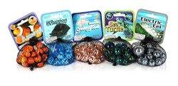 MegaFun USA Sea Life Mega Marbles Set