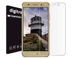 Digitronics Premium Tempered Glass For Huawei Y3 - 2018
