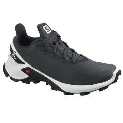 Salomon Women's Alphacross Blast Trail Running Shoes - Blue