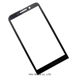 New Front Outer Lens Glass Touch Screen Replacement + Tools For Blackberry Z30 Black