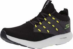 Skechers Go Run 7 Black white 11