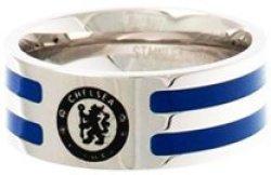Chelsea - Colour Stripe Ring - Medium