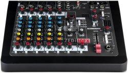 Allen & Heath ZEDI-10FX Zed Series 10 Channel Hybrid Compact USB Mixer With Effects Black