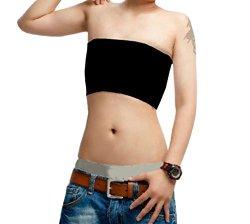 TUESDAYS2 Strapless Short Chest Binder Top For Tomboy Lesbian XXL Black |  R470 00 | Sunglasses | PriceCheck SA