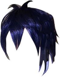 USA Etasy Cosplay Wig For Touken Ranbu Online Mikazuki Munechika