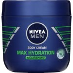 Nivea 400ml Men Maximum Hydration Body Lotion
