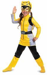 Disguise Yellow Ranger Beast Morpher Toddler Girls' Costume