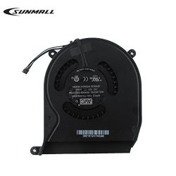 Keyboardseller Sunmall Replacement Cpu Cooling Fan For Apple Mac MINI A1347 2010 2011 2012 610-0069 922-9953 610-0056 922-9557 610-9557 610-0164 BAKA0812R2UP001 6 Months Warranty