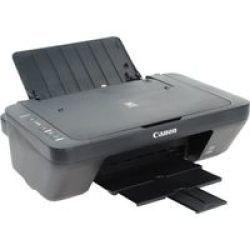 Canon MG2540S Pixma 3-IN-1 Colour Inkjet Printer