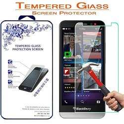 NX USA Blackberry Z30 Tempered Glass Nacodex Premium Tempered Glass Screen Protector Film 0.3MM 2.5D For Blackberry Z30