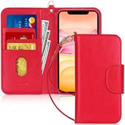 FYY Iphone 11 Case Iphone 11 Wallet Case Handmade Flip Wallet Phone Case Stcover Ca