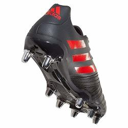 6441112d3cee20 Deals on Adidas Kakari Elite Sg Rugby Boot Black Us 11.5   Compare ...