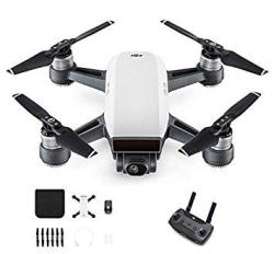 DJI Spark With Remote Control Combo White