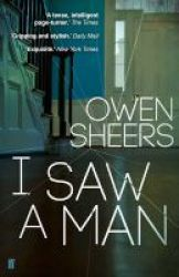 I Saw A Man Paperback Main