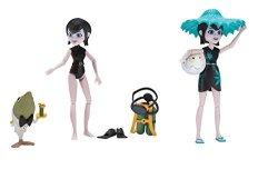 Jazwares Domestic Hotel Transylvania Figure 2-PACK Cruise Spooky Scuba And Monster Cruise Mavis