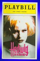 Hedwig And The Angry Inch Off-broadway Rare Playbill + Ally Sheedy Maggie Moore