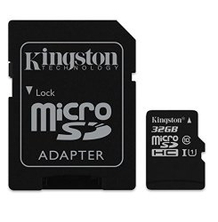 Custom Kingston For Huawei Professional Kingston 32GB Huawei Mate 8 Microsdhc Card With Custom Formatting And Standard Sd Adapter Class 10 Uhs-i