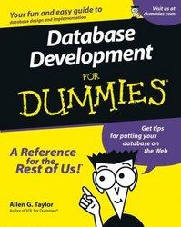 For Dummies Database Development for Dummies