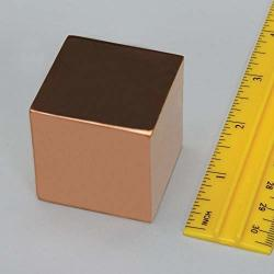 Density Cube Copper 1-1 2