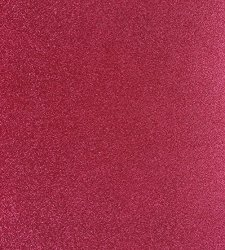 """Celloglass Mirrisparkle Red Wagon Glitter Cardstock Paper 8.5"""" X 11""""- 16 PT 280 GSM Heavyweight - 10 Sheets From Cardstock Warehouse"""