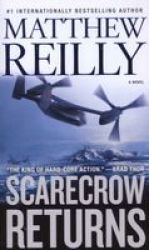 Scarecrow Returns - UK Title Scarecrow And The Army Of Thieves Paperback