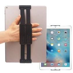 Willbee Clipon 2 For Big Tablet PC 12 13 Inch Smart Finger Ring Hand Hold Strap Stand Grip Case Band Holder - Ipad Pro 12.9 Surface PRO4 PRO3 Galaxy