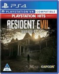 Playstation 4 Game Resident Evil 7