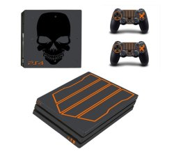 Skin-nit Decal Skin For PS4 Pro: Black Ops 2018
