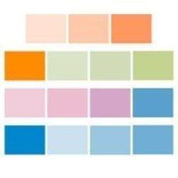 "Rosco Color Correction Kit Sixteen 10"" X 12"" Light Correction Filters."