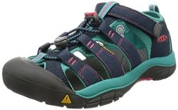 Keen Big Kid 8-12 Years Newport H2 Midnight Navy baltic Sandal - 5 M Us Big Kid