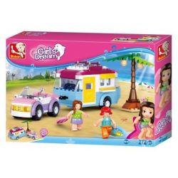 Sluban Girl's Dream - Beach Holiday